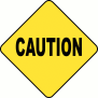sign-clipart-caution